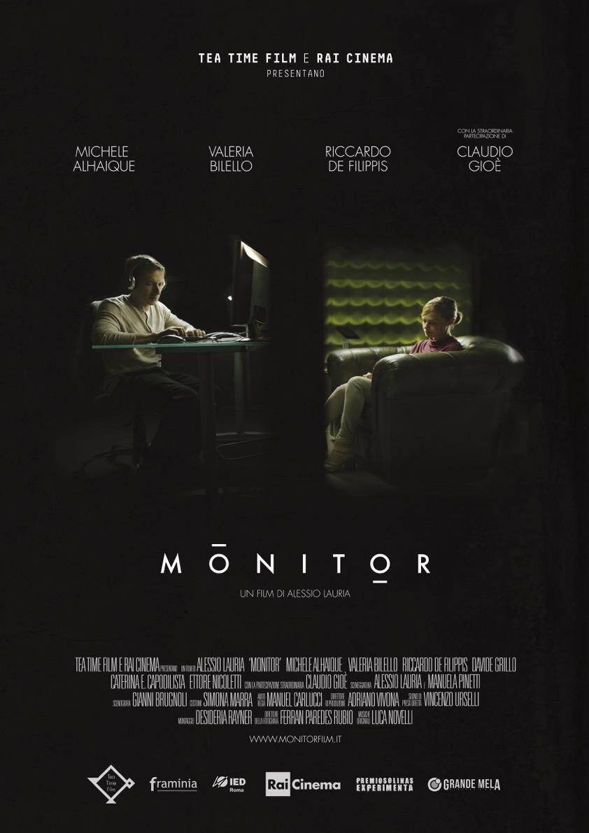 Locandina Monitor Ufficiale
